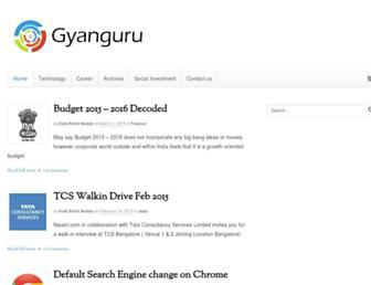 gyanguru.org screenshot