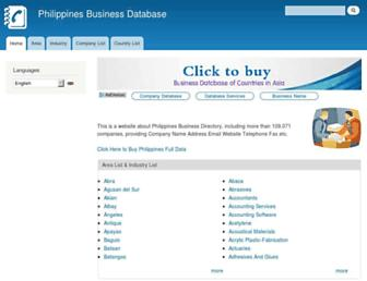 phl.bizdirlib.com screenshot