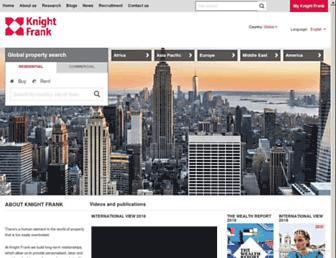 Thumbshot of Knightfrank.com