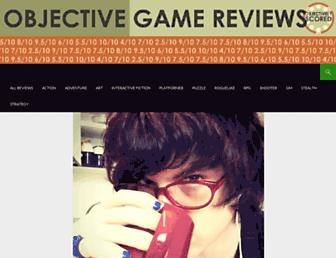 Thumbshot of Objectivegamereviews.com