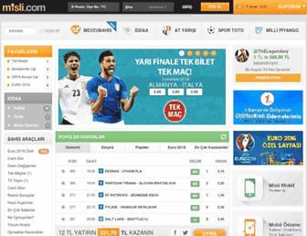 Thumbshot of Misli.com