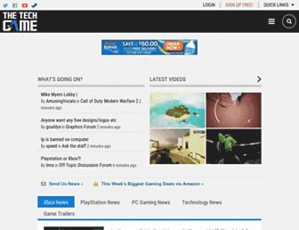 thetechgame.com screenshot