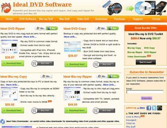 idealdvdcopy.com screenshot