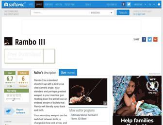 rambo-iii.en.softonic.com screenshot