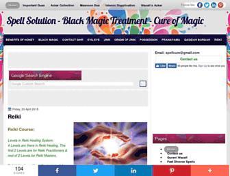 spellsolution.blogspot.com screenshot