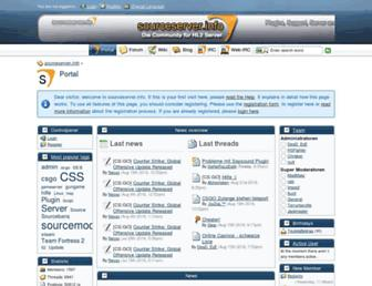 Thumbshot of Sourceserver.info