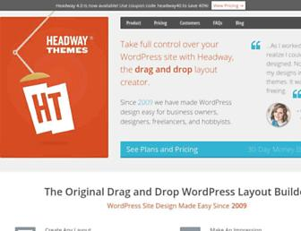 Thumbshot of Headwaythemes.com