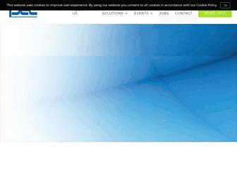 peccorp.com screenshot