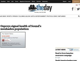 Thumbshot of Theday.com
