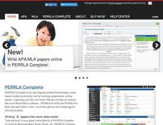 perrla.com screenshot