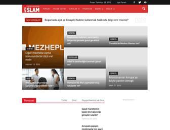 islam.info.tr screenshot