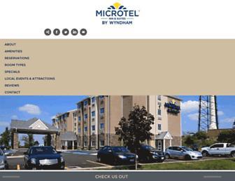 microtelwheelinghighlands.com screenshot