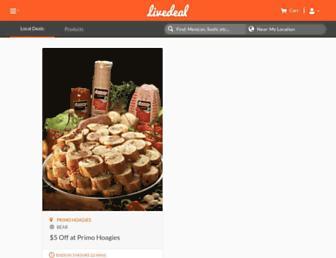 Thumbshot of Livedeal.com