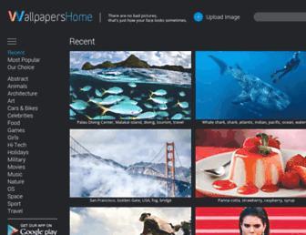 wallpapershome.com screenshot