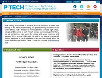ptechnyc.org screenshot