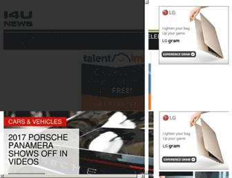 i4u.com screenshot