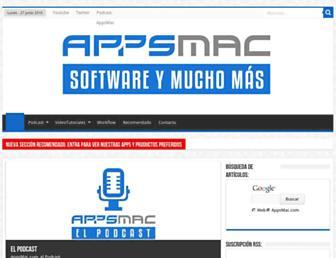appsmac.com screenshot