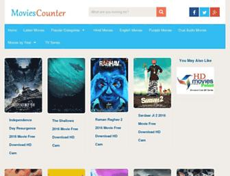 moviescounter.com screenshot