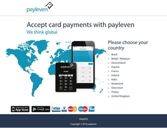 Thumbshot of Payleven.com