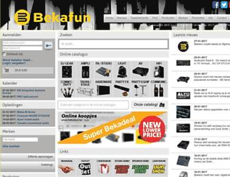 bekafun.com screenshot