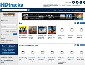 Thumbshot of Hdtracks.com