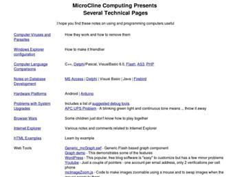 mc-computing.com screenshot