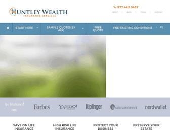 insuranceblogbychris.com screenshot