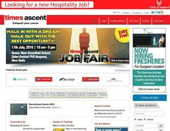 timesascent.com screenshot