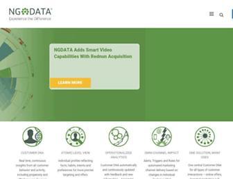 ngdata.com screenshot