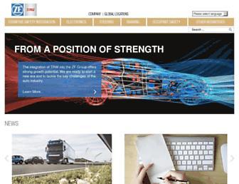 Thumbshot of Trw.com
