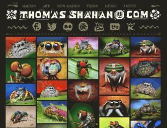 Thumbshot of Thomasshahan.com