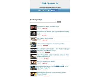 Thumbshot of 3gpvideos.in