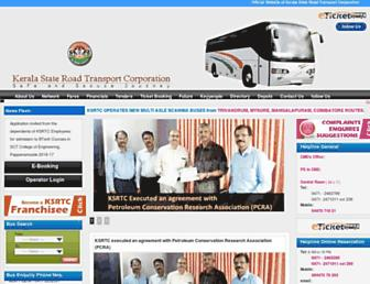 Thumbshot of Keralartc.com