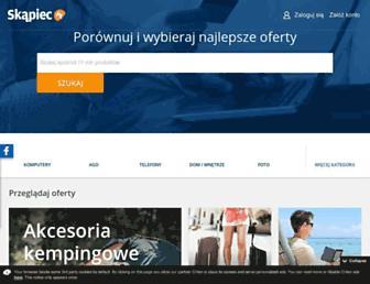 skapiec.pl screenshot