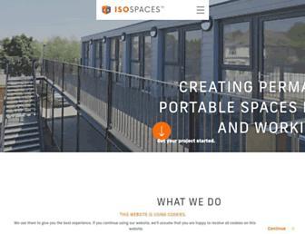 isospaces.com screenshot