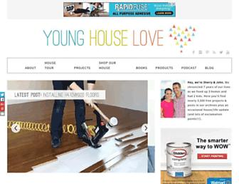 younghouselove.com screenshot