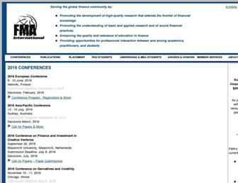 fma.org screenshot