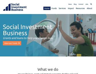 sibgroup.org.uk screenshot