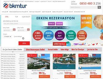 Thumbshot of Bkmtur.com