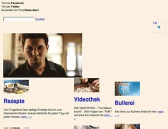 Thumbshot of Tim-maelzer.info