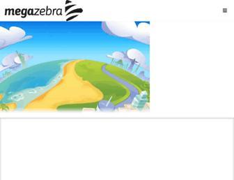 megazebra.com screenshot