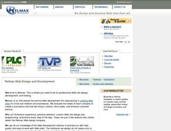Thumbshot of Relmax.com