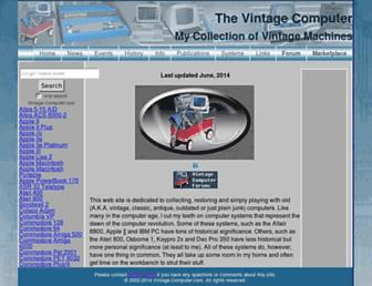 Thumbshot of Vintage-computer.com