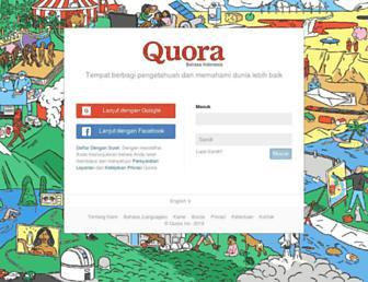 id.quora.com screenshot