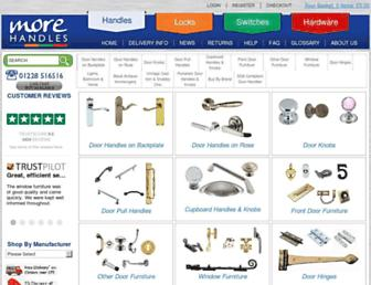 Thumbshot of Morehandles.co.uk