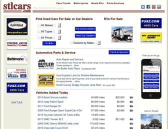 stlcars.com screenshot