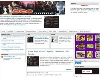 download-cheat-game.blogspot.com screenshot