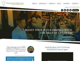 sharpinnovations.com screenshot