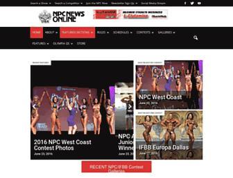 npcnewsonline.com screenshot