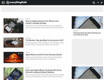 Thumbshot of Everythingicafe.com